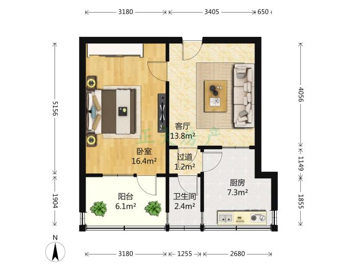 市工商局宿舍