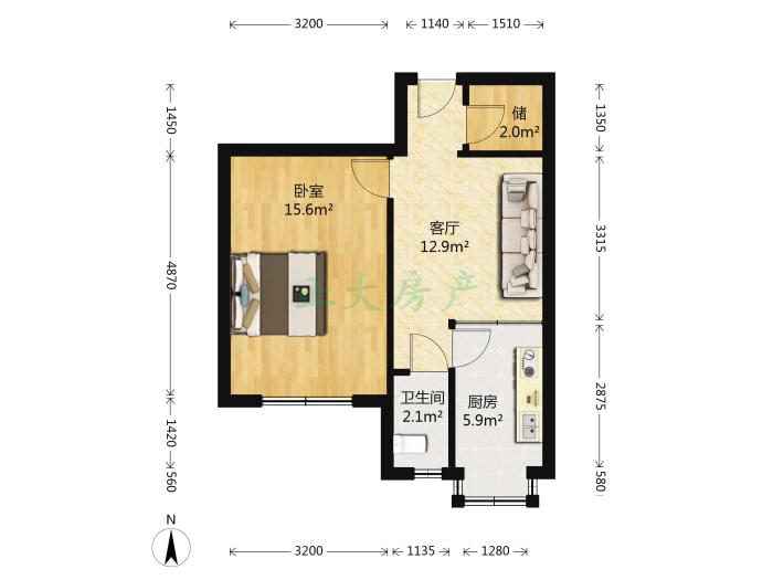 联通东焦宿舍