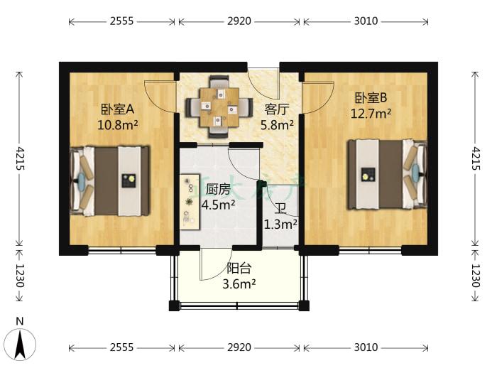 电视机厂宿舍(东马路)