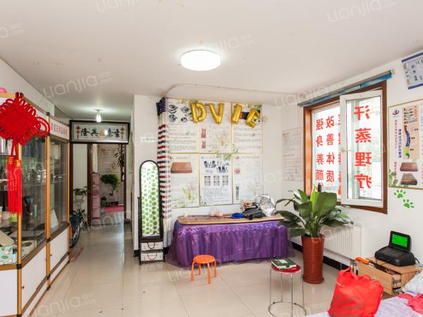 北京通州梨园 桃花岛 3室2厅2卫 简单装修 二手房出售 578万