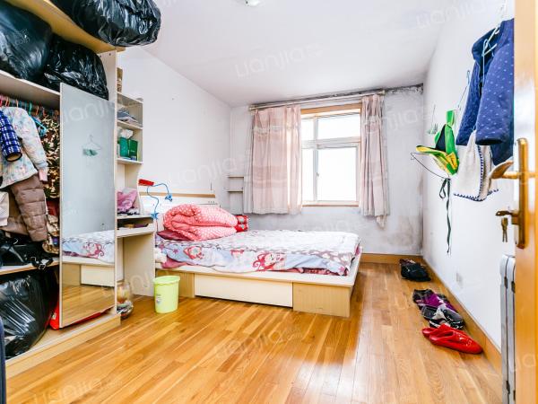 福林欧式白色实木床