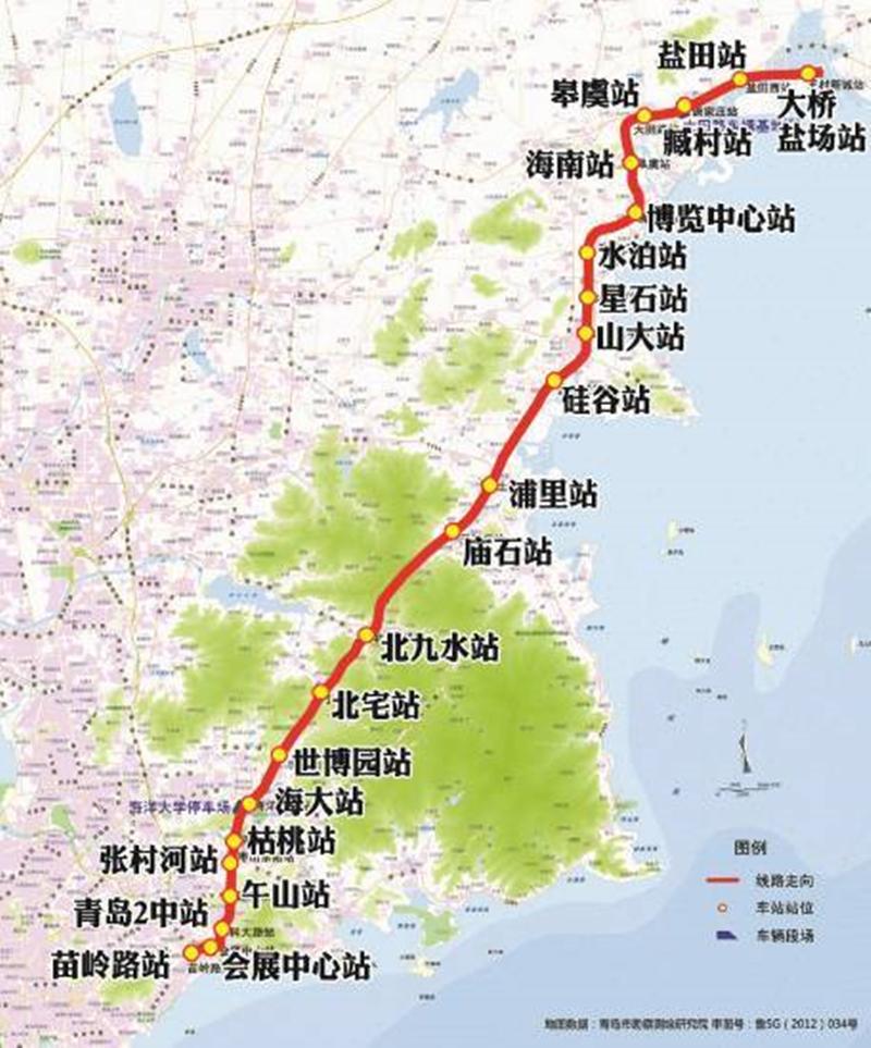 即墨鹤山社区地图