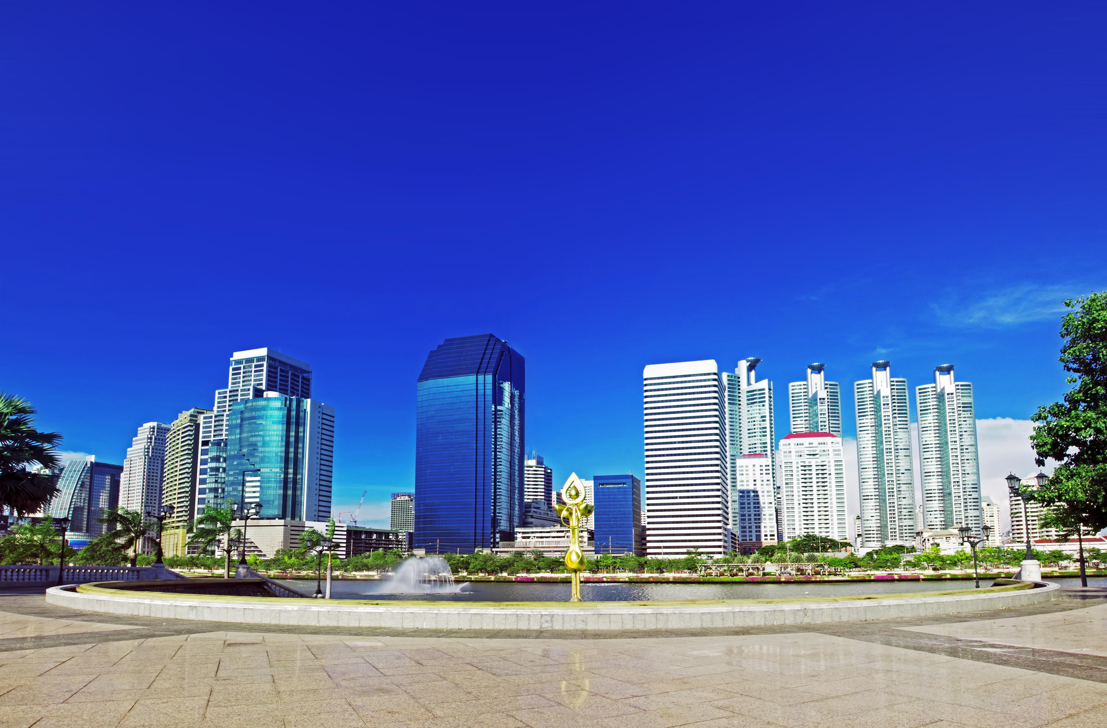 """长沙重庆成楼市""""异类"""" 经济高增长与低房价并行图片"""