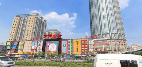 北京北小区的地标主要有