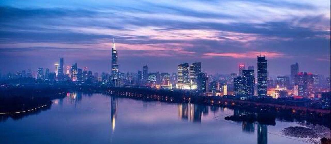 """前天公示的一份""""南京市江北新区中心区江水源热泵区域供冷供热系统"""