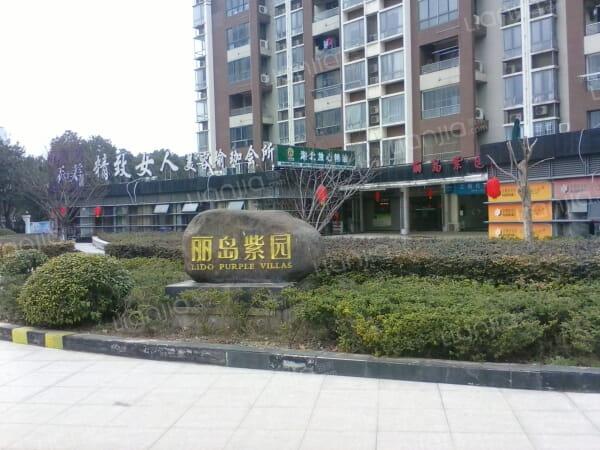 武汉洪山珞狮南路 丽岛紫园 2室2厅1卫 简单装修 二手房出售 145万