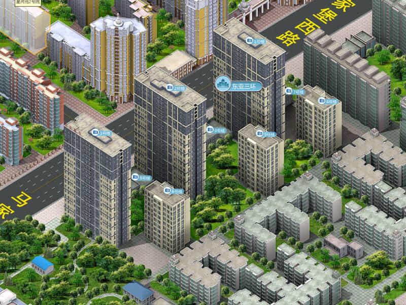 东亚三环租房信息