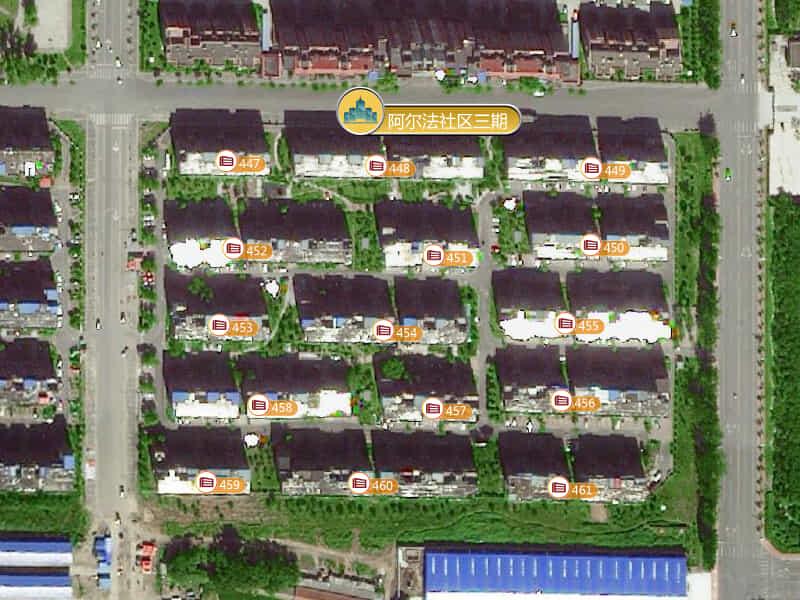 阿尔法社区三期租房信息