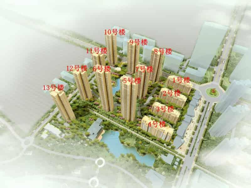 百瑞景中央生活区四期租房信息