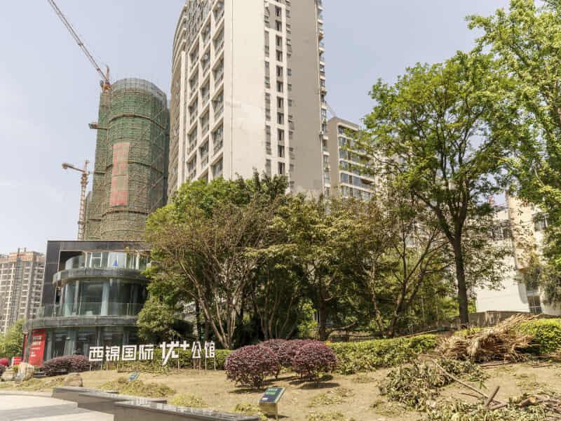 西锦国际二期房源出租信息