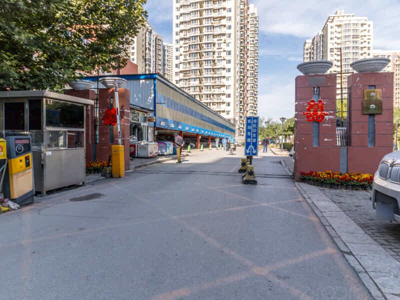 首经贸中街1号院租房信息