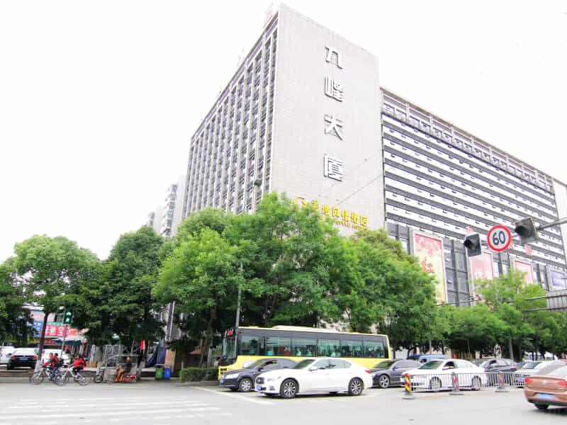 九峰国际租房信息