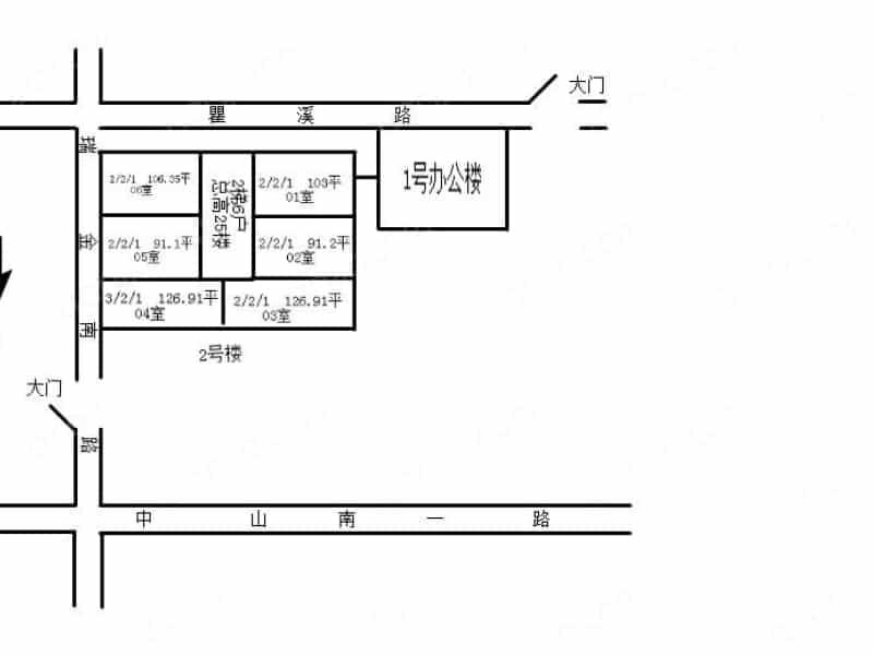 裕兴大厦(公寓)房源出租信息