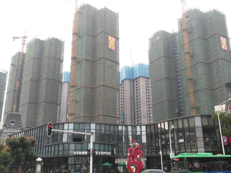 百瑞景中央生活区六期房源出租信息