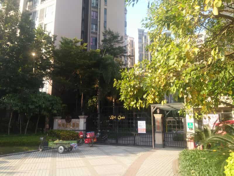 中海金沙馨园二期房源出租信息