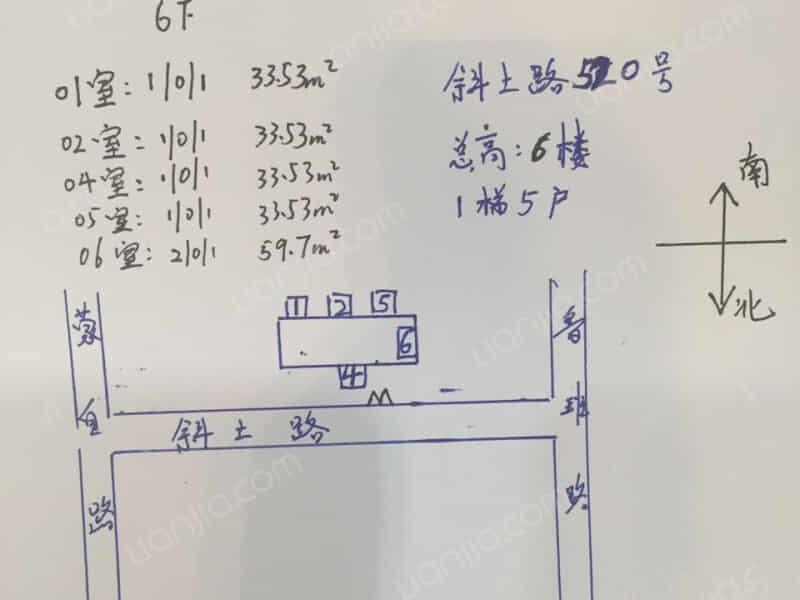 斜土路520-540号房源出租信息