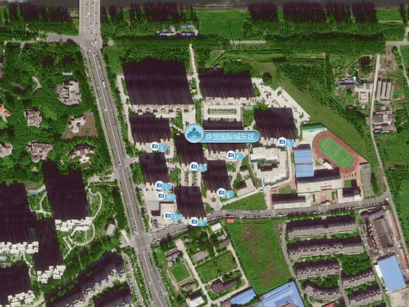 京贸国际城东区租房信息