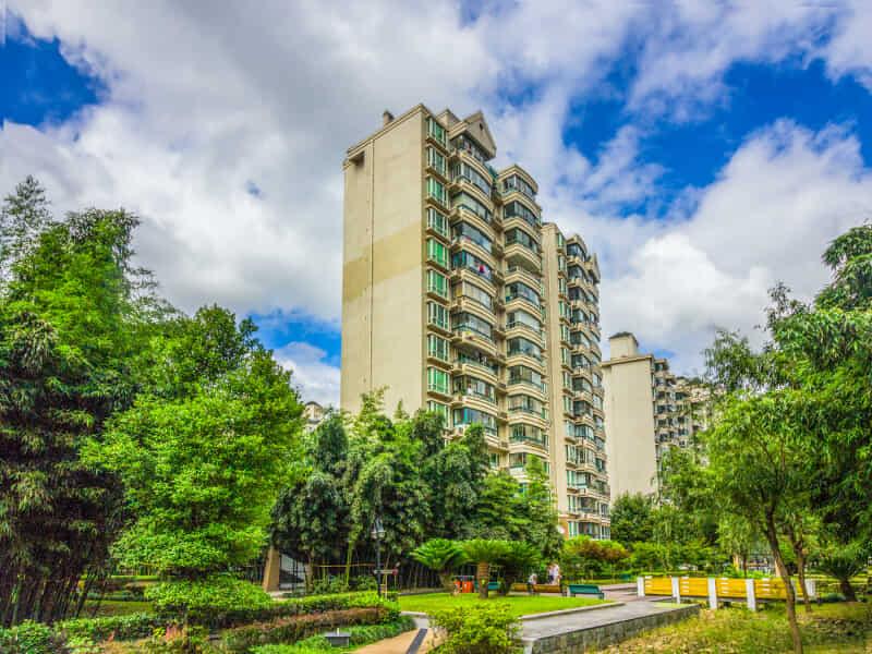 新梅共和城租房信息