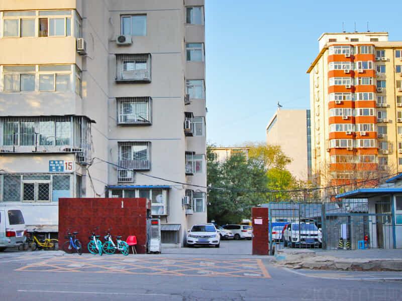 和平里砖角楼南里租房房源出租信息