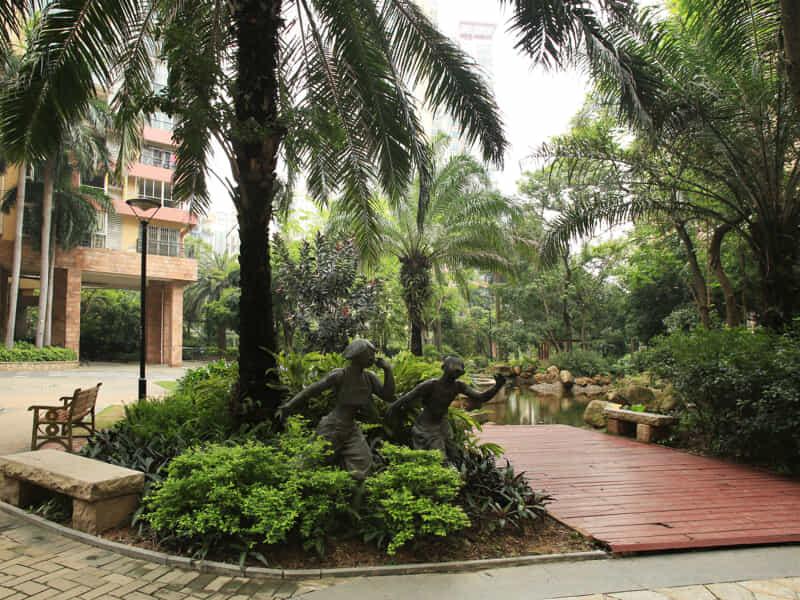 阳光棕榈园一期租房信息