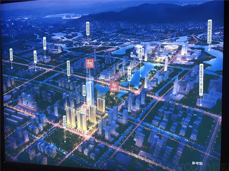 奥克斯时代未来之城租房信息