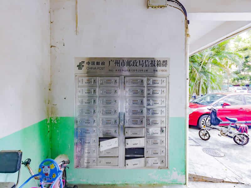 邮通小区租房信息