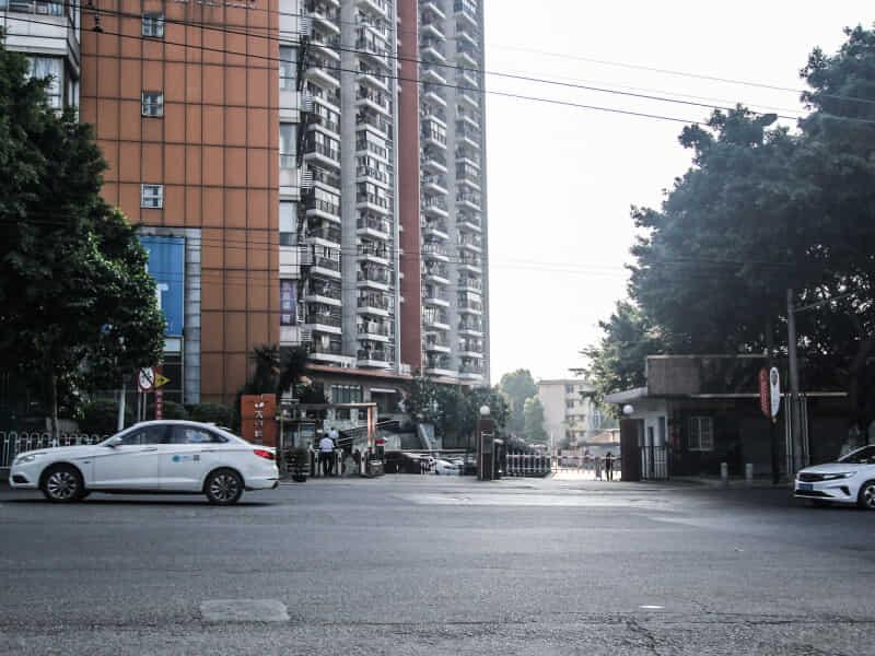 天河峰景大厦租房信息