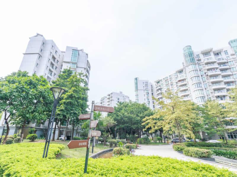 华南自在城市花园一二期租房房源出租信息