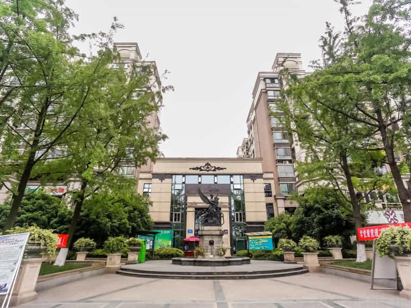 神仙树新里维多利亚公寓租房房源出租信息