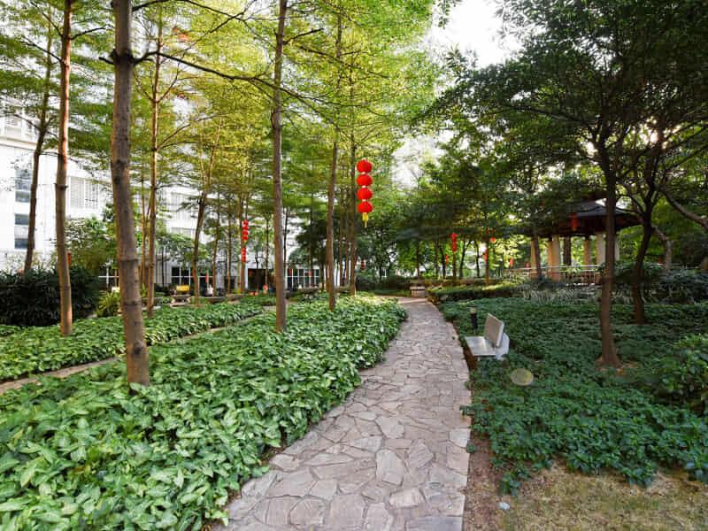 翠城花园租房信息