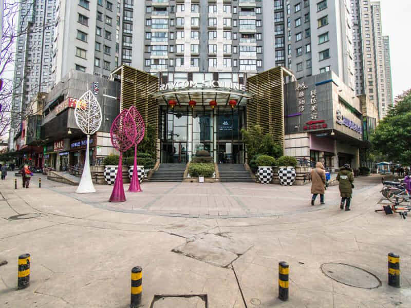 台北香港路融科天城一期租房房源出租信息