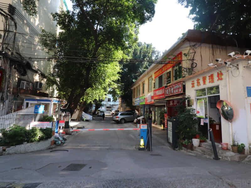 旧云东小区租房信息