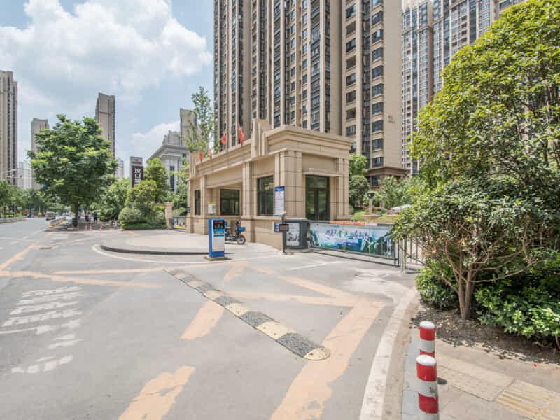 二七汉口城市广场五期租房房源出租信息