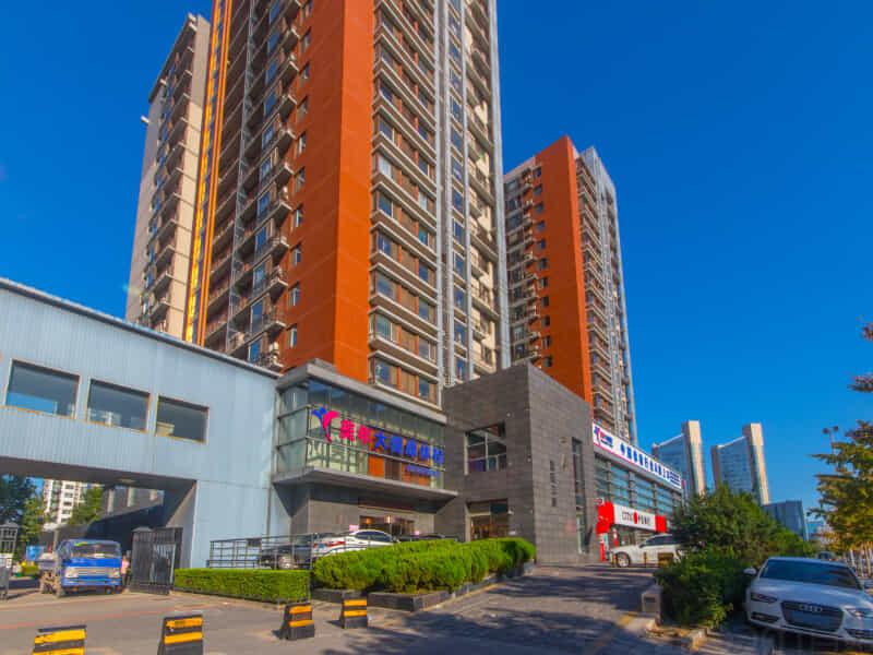 太阳宫半岛国际公寓租房房源出租信息