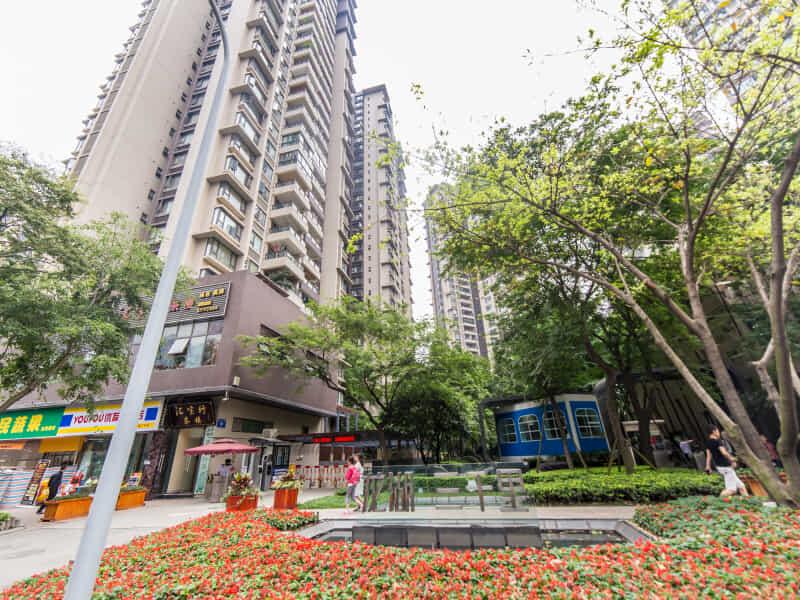 SM广场龙湖三千里B区二期租房房源出租信息