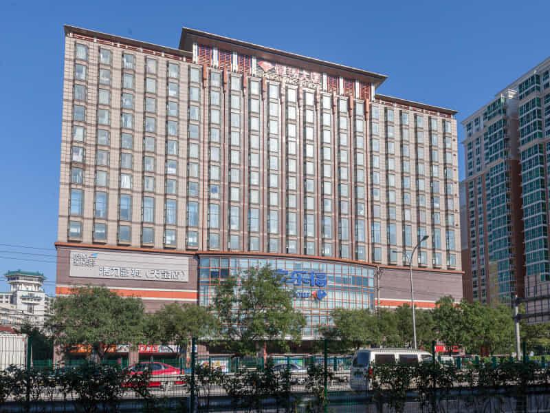 健翔桥健翔国际公寓租房房源出租信息
