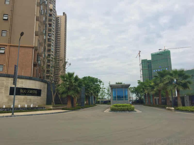 锦江生态带恒大天府半岛二期租房房源出租信息