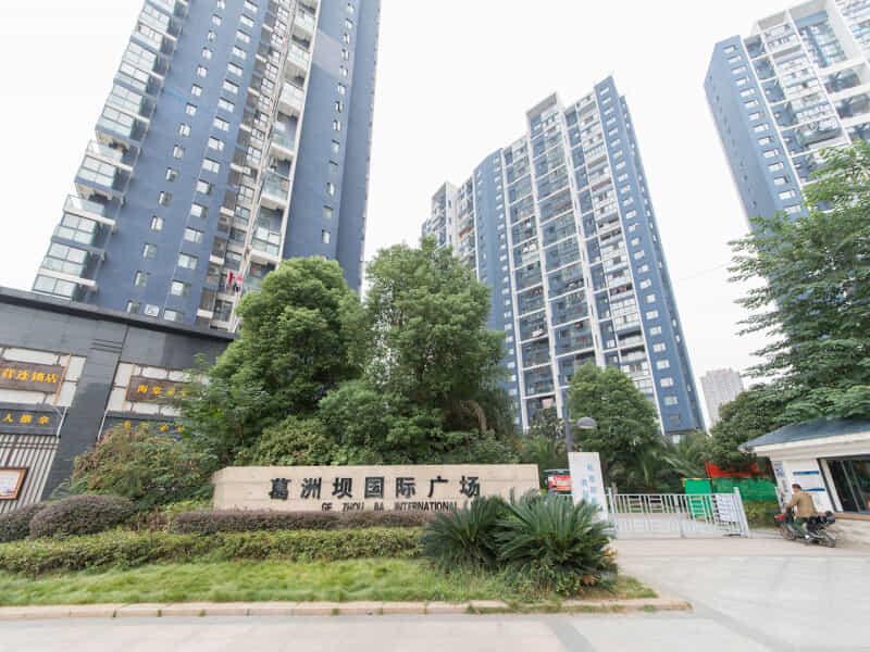 台北香港路葛洲坝国际广场(江汉)租房房源出租信息