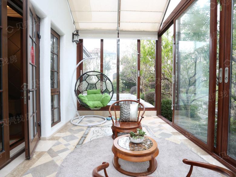 万源城御溪(翡翠)6室3厅516平米别墅银湖别墅图片